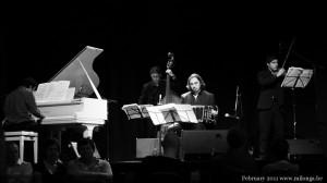 The Alejandro Ziegler Tango Quartet